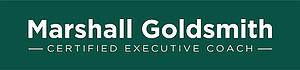 Marshall Goldsmith Certified Executive Coach Logo